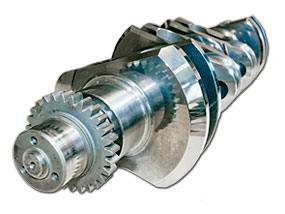 Ford BDA Crankshaft made by Allens